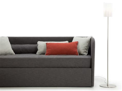 Divano Letto Singolo Cameretta : Birba Sofa Upholstered Daybed With Drawers