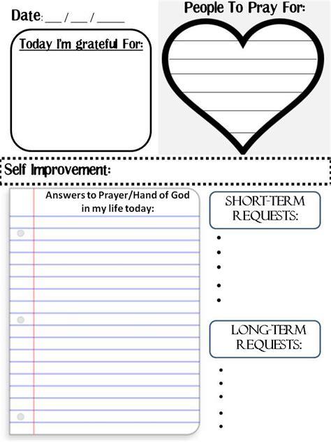 journal template free prayer journal printable free homeschool deals