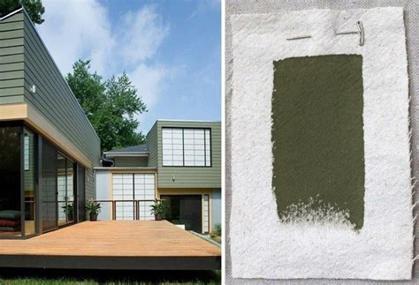 exterior outdoor green house paint color cabot solid