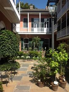Iconic, New, Orleans, Architecture, French, Quarter, Courtyards