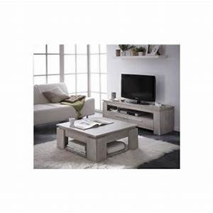 ensemble table basse meuble tv achat vente ensemble With table de sciage maison 11 ensemble table basse meuble tv segur 140cm achat