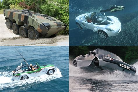 hibious car amphibious cars 2018 machines built for the open road and