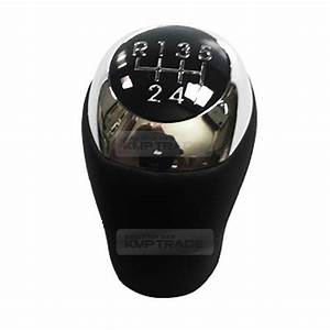 Oem Genuine Manual 6speed Leather Gear Shift Knob For