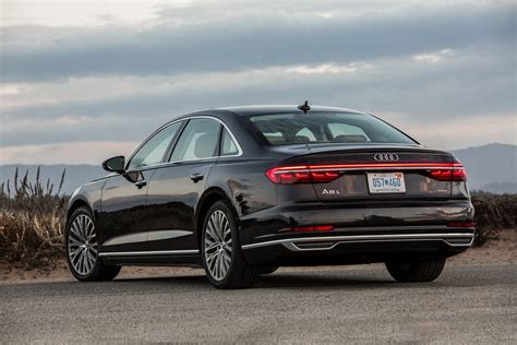 audi a8 2019 2019 audi a8 l review almost king of the rings the