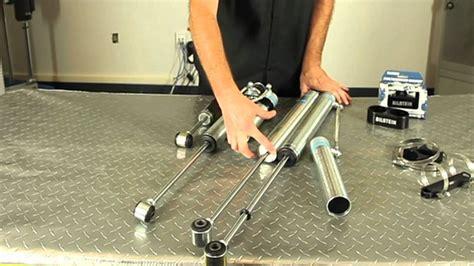 Bilstein Shock 5160 Series Remote Reservoir.mov - YouTube