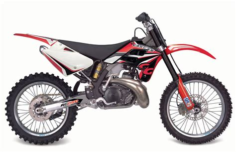 List Of Cross Motocross Type Motorcycles