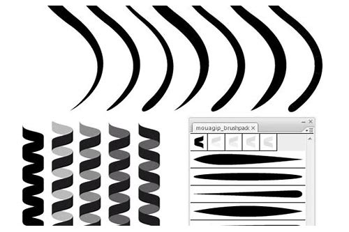 illustrator line brushes download