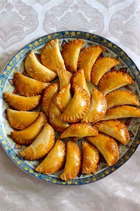 cocas recette traditionnelle algerienne  flavors