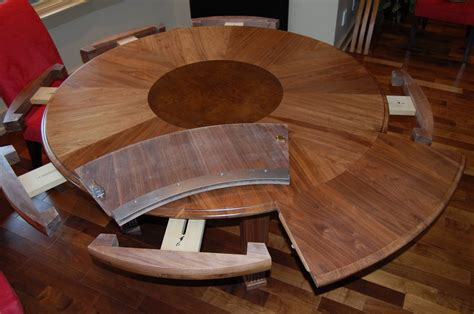 expanding round table plans how to select large round dining table expanding round