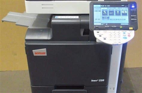 Le centre de téléchargement de konica minolta ! Bizhub 211 Printer Driver : Konica minolta bizhub 211 printer driver download for any operating ...