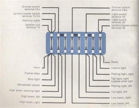 Wiring Diagram Volkswagen Type Beetle Diy