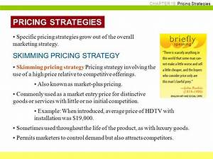 PRICING STRATEGIES SKIMMING PRICING STRATEGY - ppt video ...