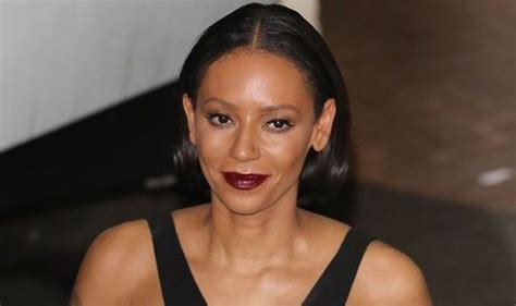 blind in one eye x factor mel b reveals she s blind in one eye and is