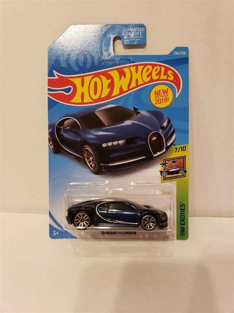 Bugatti chiron custom hot wheels. HOT WHEELS 2019 #236/250 BLUE 2016 BUGATTI CHIRON HW METRO ...