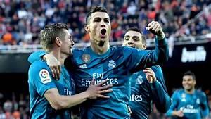 El Real Madrid Recupera La Plvora Perdida