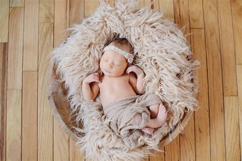 Baby Adley ~ From Maternity To Newborn Photography