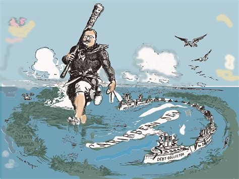 Theodore Roosevelt Resumen Corto by Ariadna Tucma 187 Archive 187 Las Dictaduras Caribe