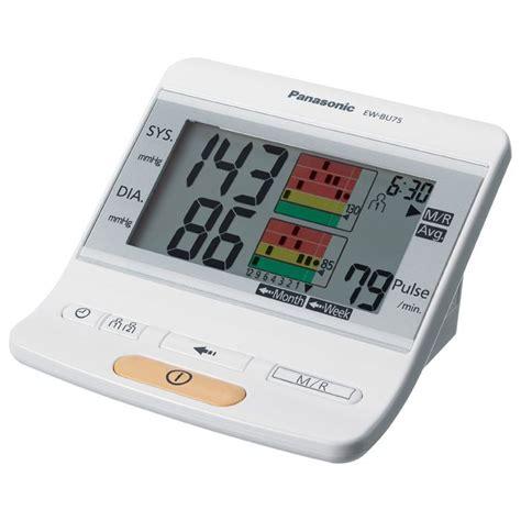 Panasonic EW-BU75 Deluxe Blood Pressure Monitor for 116.22