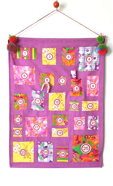 Stocking Fireplace by How To Advent Calendar Wall Hanging My Poppet Makes