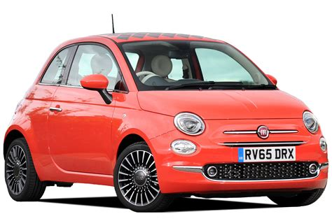 Fiat Car : Fiat 500 Hatchback Review
