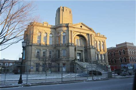 major courthouse razing  tap toledo blade
