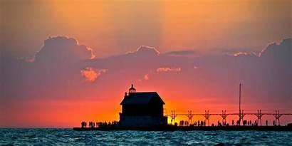 Beaches Michigan Lakes Trip Huffpost