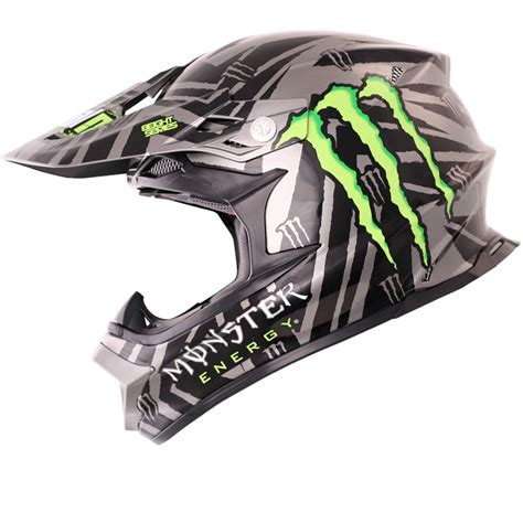 motocross helmet oneal 812 ricky dietrich replica mx monster energy enduro
