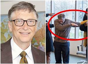 World's Richest Man Bill Gates Hits A Dab & It's ...