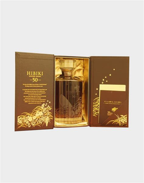 hibiki  years  limited edition duty  released