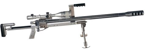 50 Bmg Scope by State Arms Company Sp 5 Rebel 50 Bmg Single Bolt