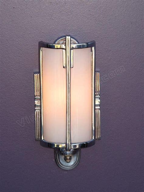 vintage bathroom lighting antique mid  chrome vintage