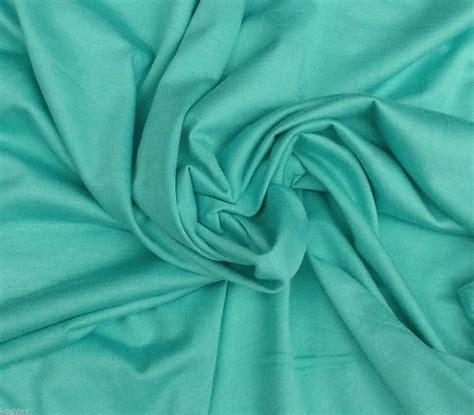 modal fabric modal rayon spandex fabric jersey knit by the yard crystal