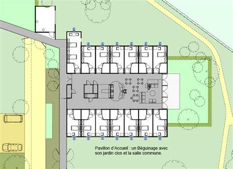 projet d animation cuisine pavillon d accueil alzheimer thierry germe architectes