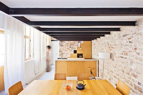 cuisine style atelier artiste loft verrière style atelier d 39 artiste à frenchy