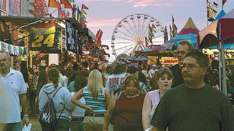 Erie County Fair Ceo Dennis Lang To Retire Buffalo