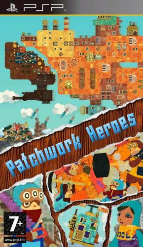 patchwork heroes europe psp iso cdromance