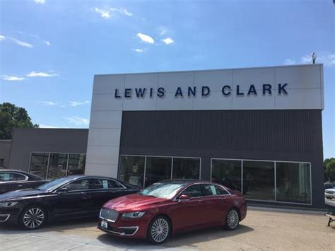 lewis clark ford lincoln car dealership  yankton sd