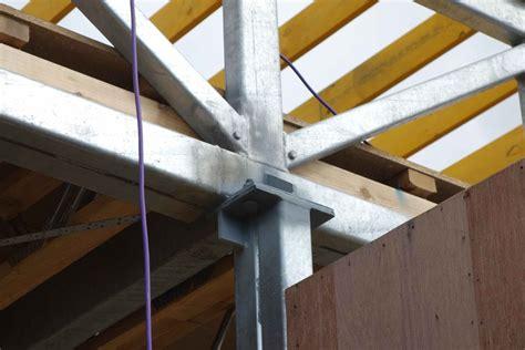 Overhanging Floor Ls Australia by Cantilever Floor Truss Wall Andrew Cherubin