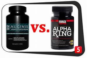 Nugenix Ultimate Testosterone Vs  Alpha King