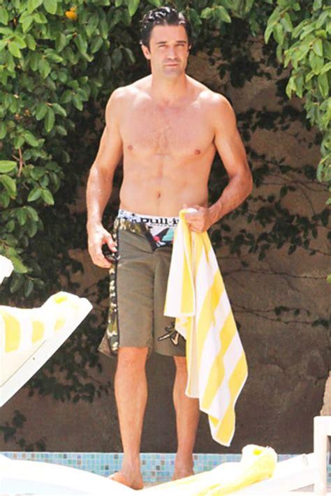 gilles marini sexy shirtless stars  weekly