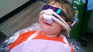 Zach on Nitrous... Laughing Gas