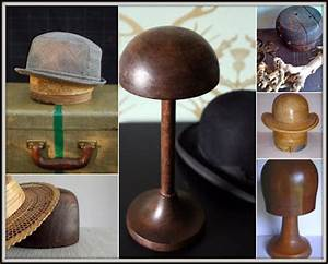 Andrew Barnes Lifestyle Vintage Hat Stands