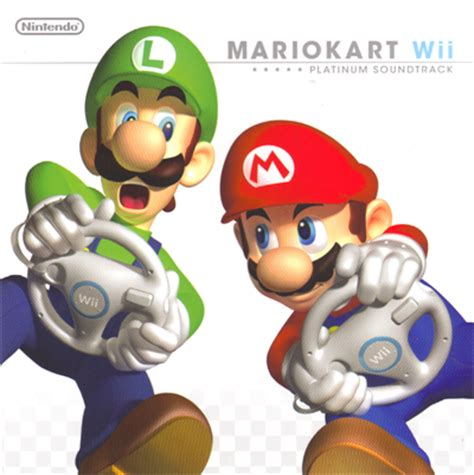 Mario Kart Wii Platinum Soundtrack Super Wiki The