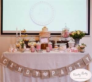 Table Mariage Champetre : sweet table mariage champetre chic by ~ Melissatoandfro.com Idées de Décoration