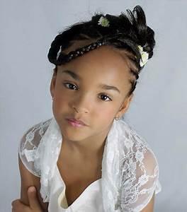 Coiffure Enfant Tresse : grosse tresse africaine ~ Melissatoandfro.com Idées de Décoration