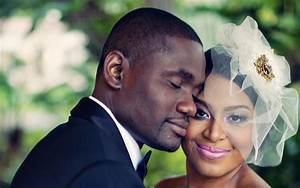 Black Wedding Style: The Moltimers' Love Heats Up Miami