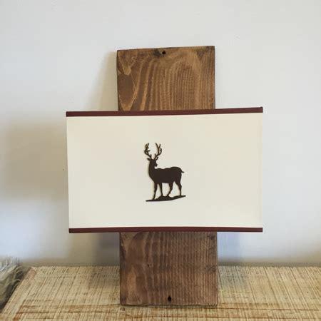 applique montagna lade da montagna applique in legno e paralume cervo