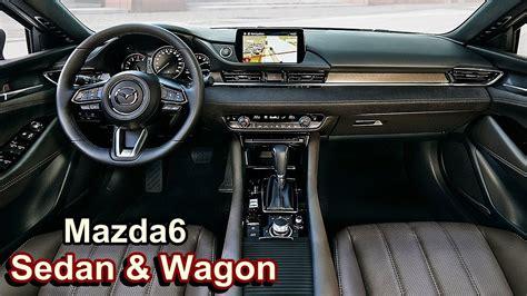 mazda  sedan  wagon interior youtube