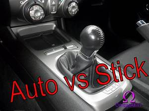 Driving A Manual Vs Automatic Car