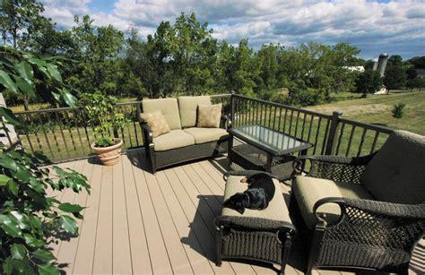 deck materials patios composite decking